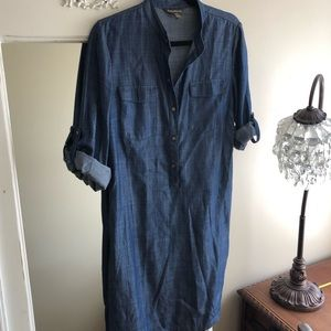 TOMMY BAHAMA Denim Dress
